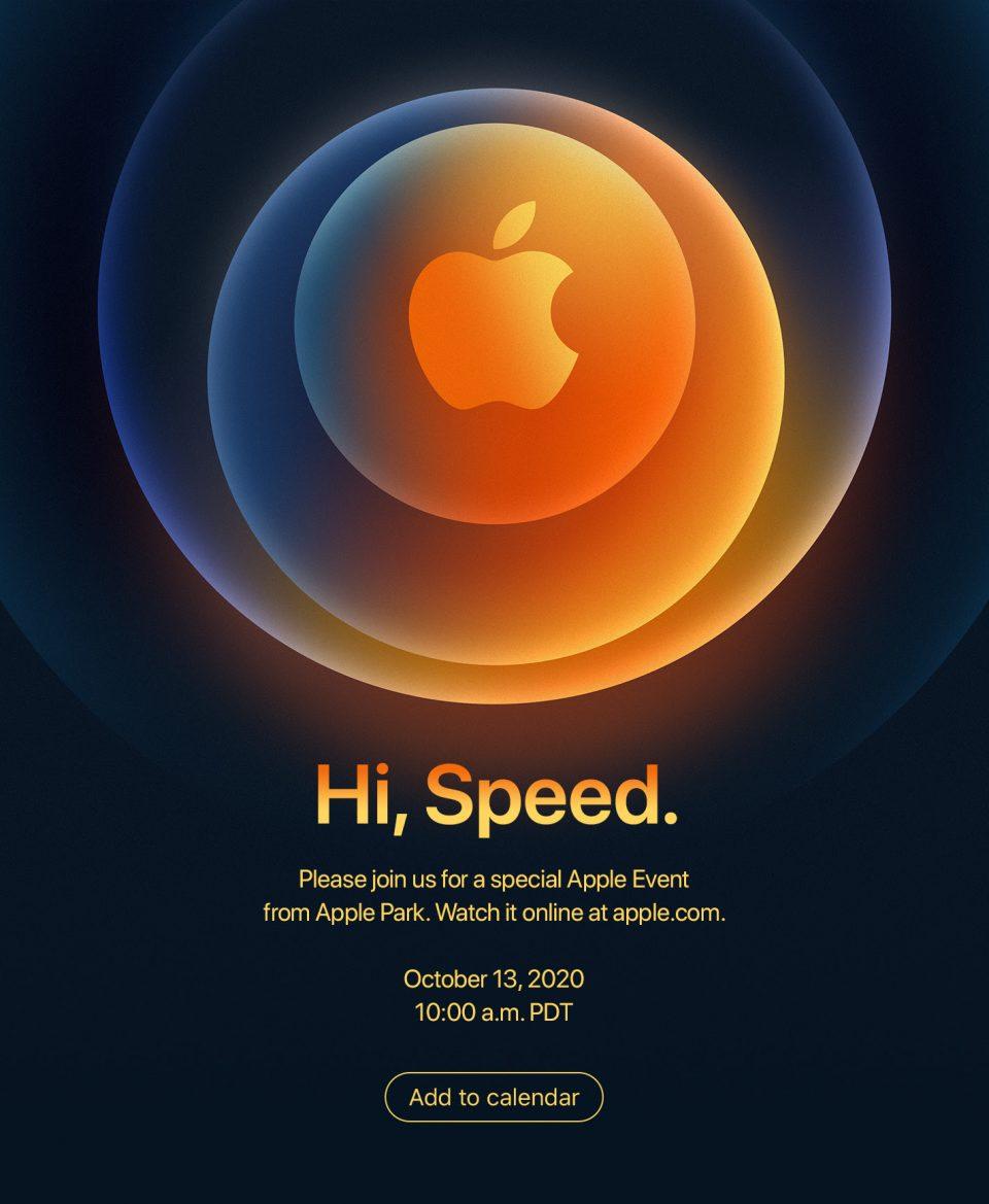 Apple Schedules Special Event Next Week
