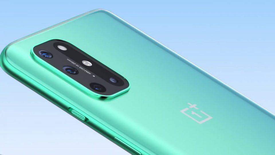 OnePlus 8T Design Confirmed