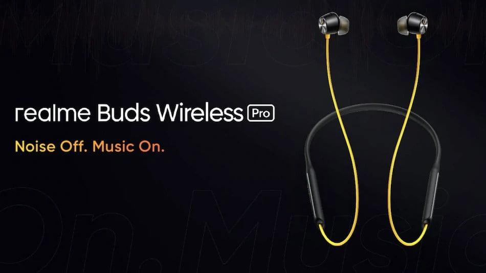 Realme Buds Wireless Pro Earphones Will Debut Next Week
