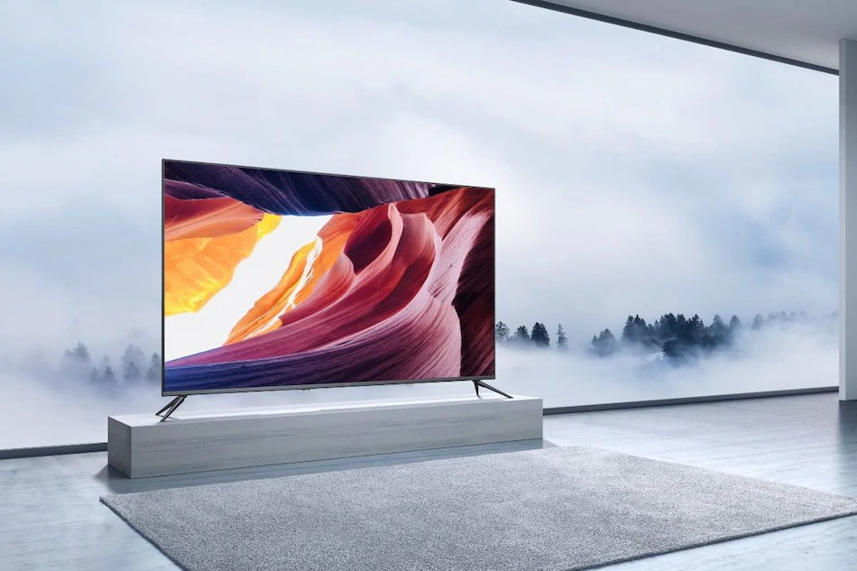 Realme Smart SLED TV 55-Inch Launched With 'Bezel-Less' Design