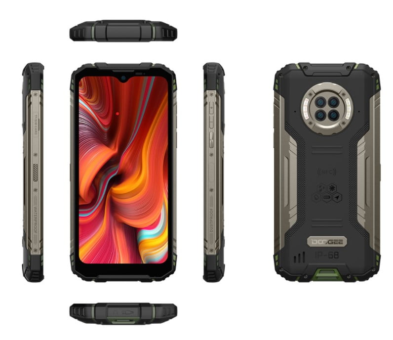 Doogee S96 Pro Unveiled With Infrared Night Vision