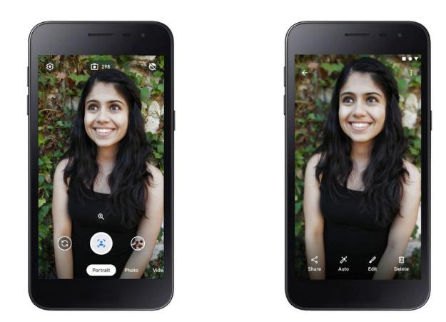 Google Improves Camera Capability Of Android Go Phones