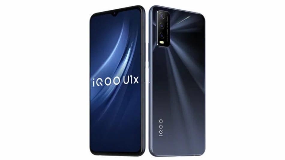 iQOO U1x Specifications Revealed
