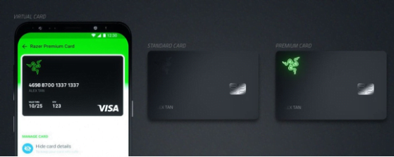 Razor Card Announced with 1% Cashback and a Light-up Logo