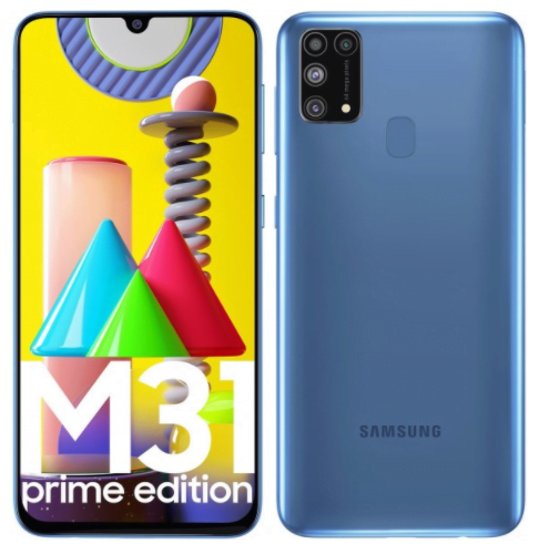 Samsung Galaxy M31 Prime Edition Unveiled In India