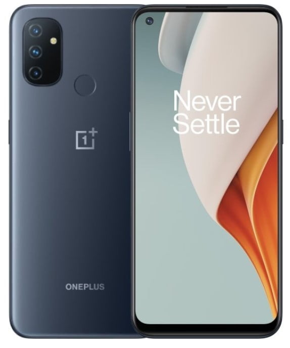 OnePlus Nord N100 Features Smooth Display