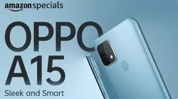 Oppo A15 Unveiled With Triple Rear Camera