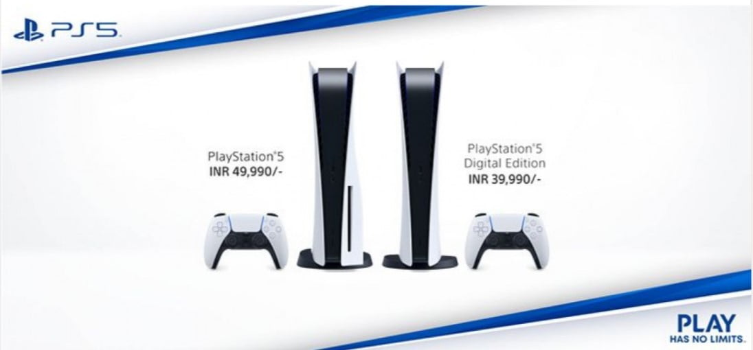 Sony PlayStation 5 Pricing Details Announced