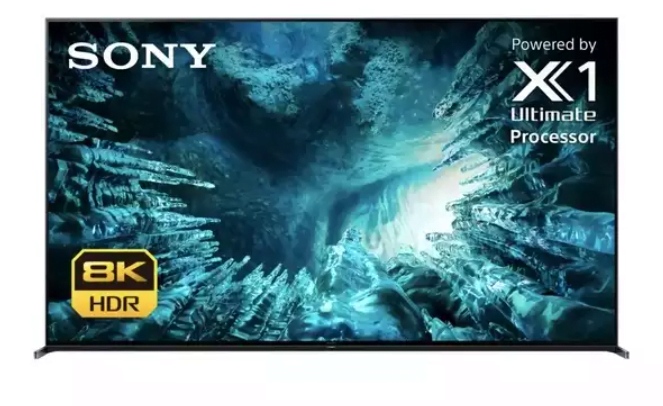Sony Z8H 8K LED TV Launched In India
