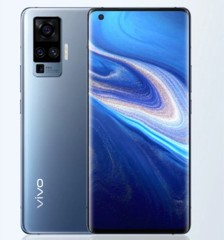 Vivo X51 5G With Gimbal Camera Launched