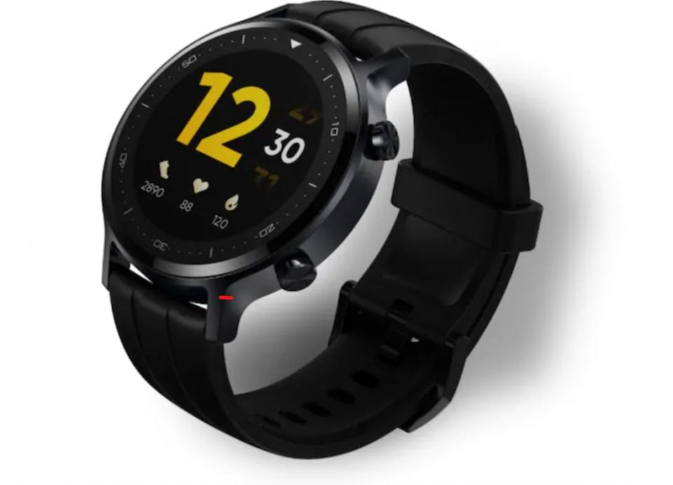 Realme Watch S With Heart Rate Monitoring Launched