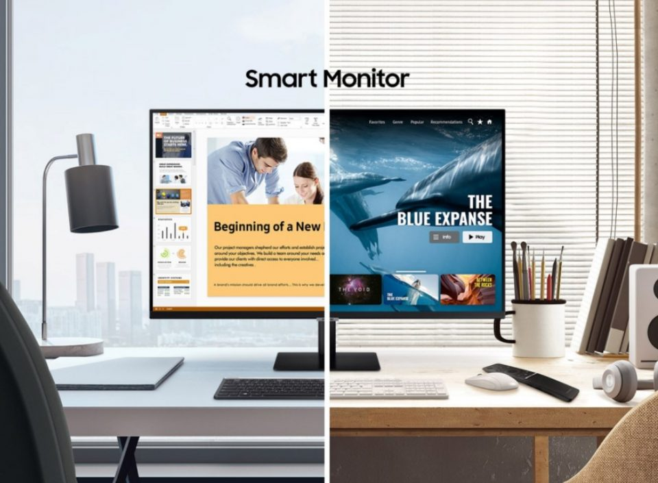 Samsung Smart Monitor Launched