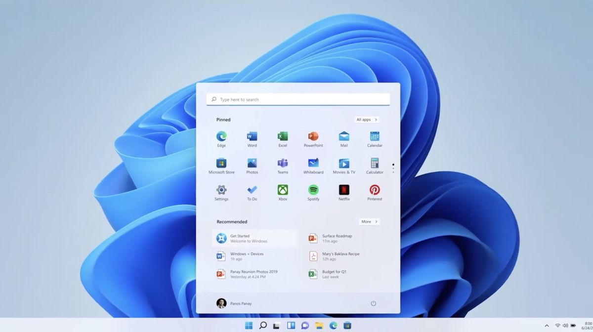 Microsoft Reveals Windows 11 with New Design, Android Apps Support and More