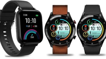 Gionee Launches the STYLFIT GSW6 and STYLEFIT GSW8 Smartwatches in IndiaGionee Launches the STYLFIT GSW6 and STYLEFIT GSW8 Smartwatches in India.